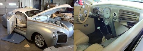 Vehicle Upholstery Shop by The Kuztom Shop Nc Auto Restoration Custom