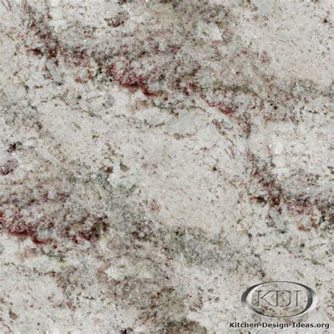 White Colored Granite Countertops by Taupe White Granite Kitchen Countertop Ideas