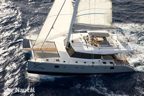 catamaran in spanish translation catamaran sunreef 62 nautal