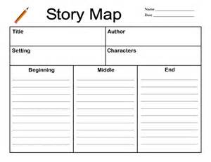 Story map worksheets for first grade story maps reading story map