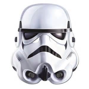 stormtrooper helmet mask star wars