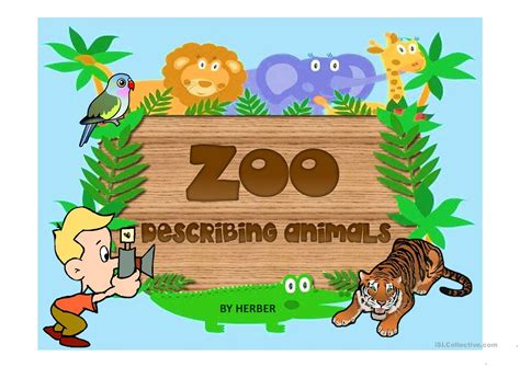 powerpoint templates zoo free powerpoint template zoo images powerpoint template and