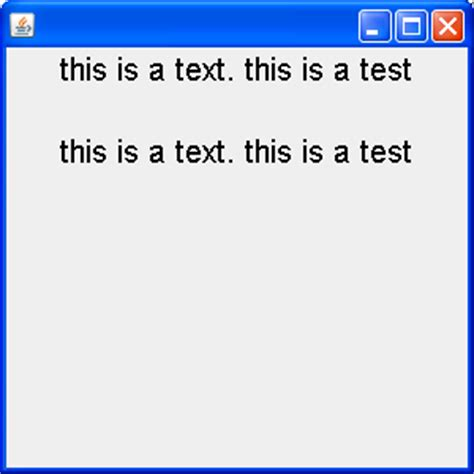 java swing draw text draw text to the center font metrics 171 2d graphics