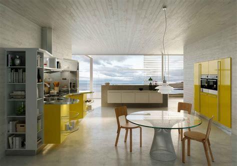 bright yellow kitchen interior design ideas - Bright Yellow Kitchen
