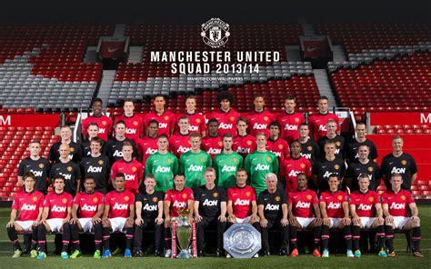 manchester united fc 2013 14 manchester united fc squad genius