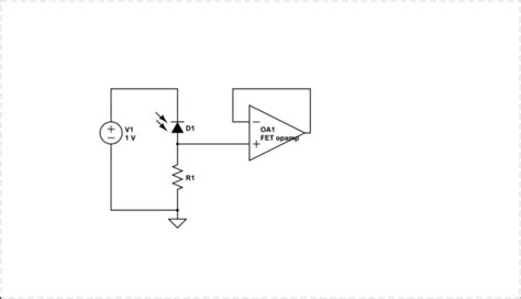 photodiode measurement diodes photodiode circuit for measuring light intensity electrical engineering stack exchange