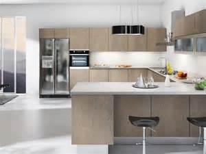 Superb Two Tone Kitchen Cabinet Doors Part   6: Superb Two Tone Kitchen Cabinet Doors Amazing Design