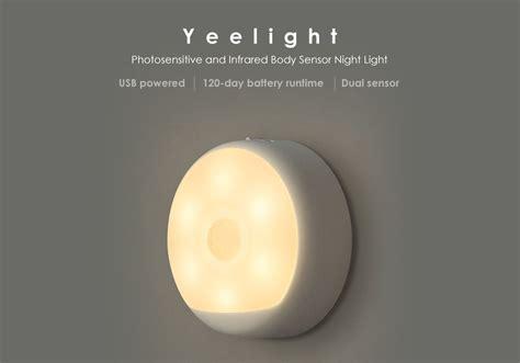 small night light l yeelight usb powered small night light 14 99 online