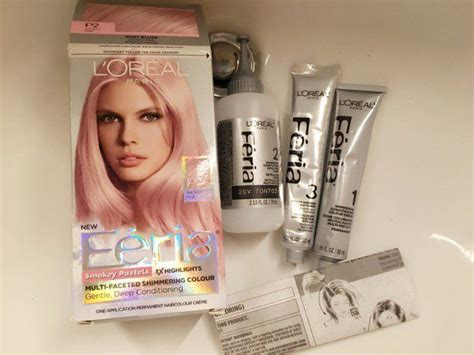 loreal rose gold hair color l oreal rose gold hair color hairstylegalleries com