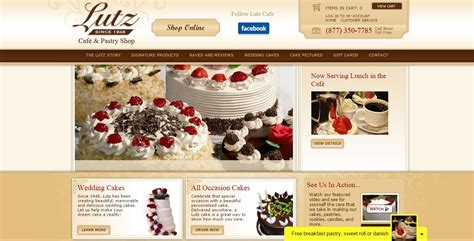 Cake Websites by 43 Best Bakery Website Design Ideas For Cakes Websites