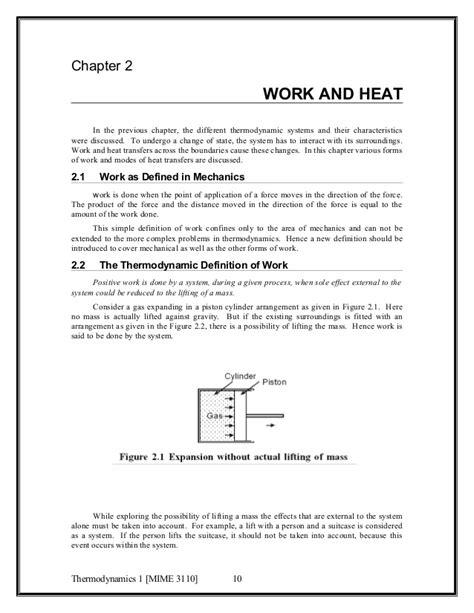 thermodynamics chapter 2 chapter 2 thermodynamics 1