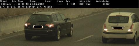 autovelox mobili autostrada multa autovelox ecco perch 232 devi sempre visionare la foto