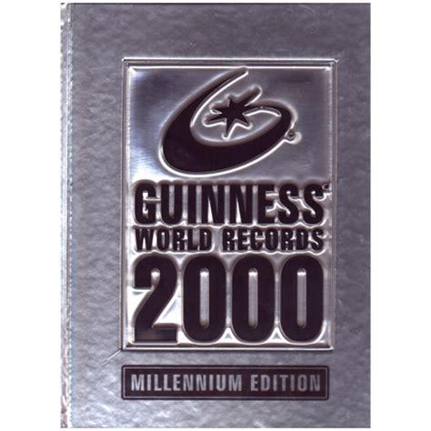 guinness world records 2000 0851120989 boeken barmaatjes nl
