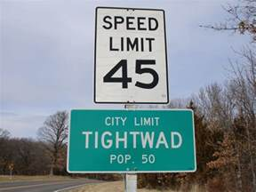 unique town names tightwad mo tightwad city limits photo picture image