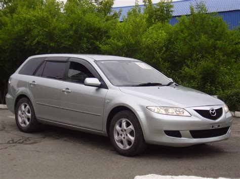 mazda 6 sport wagon 2004 mazda 6 sport wagon v6 automatic related infomation