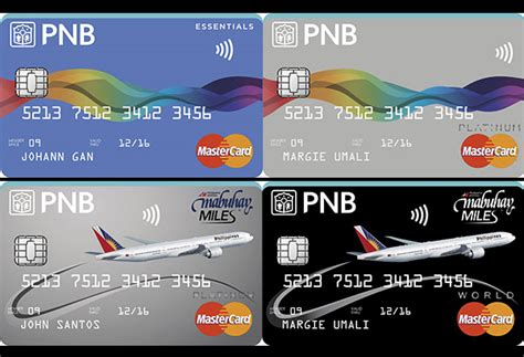 Credit Card Form Pnb And Of Perks From Pnb And Pal Sunday Lifestyle Features The Philippine