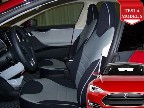 Tesla Model S Seat Covers Tesla Seat Cover Gallery
