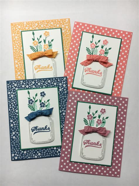 Paper Crafting Cards - 26 stin up card ideas that say wow stin pretty