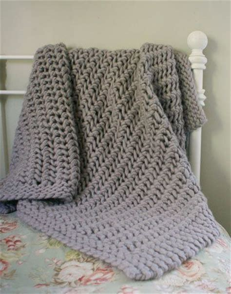 chunky knit free patterns free knitting pattern afghans blankets lacy chunky
