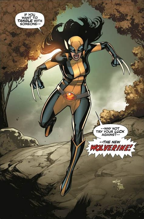 X-23 Becomes The All-New Wolverine in November X 23 Comic