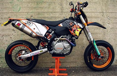 Ktm 530 Exhaust Ktm Exc Supermoto 2 Wheels
