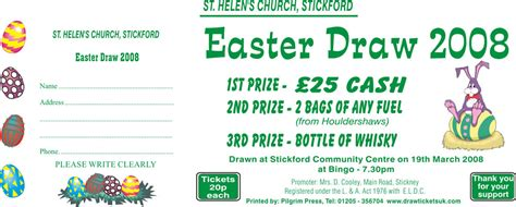 printable easter tickets free ticket template out of darkness