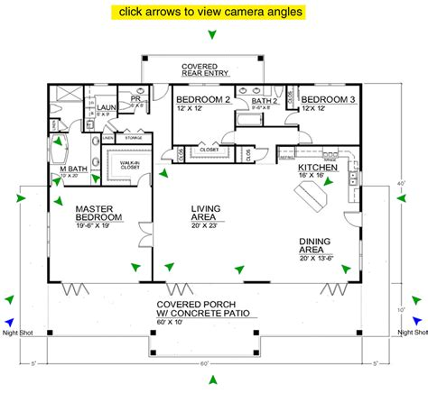 2400 square feet open floor plans clearview 2400s 2400 sq ft on slab