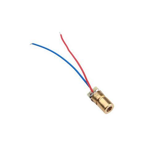 Dioda Laser laser diode 650nm 3v 5mw with copper