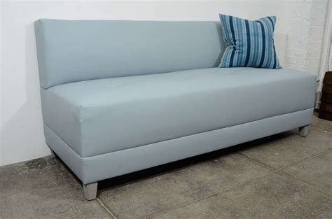 Custom Banquette Bench by Custom Banquette For Sale At 1stdibs