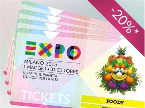 expo 2015 prezzo ingresso expo i biglietti in vendita il prezzo dei ticket