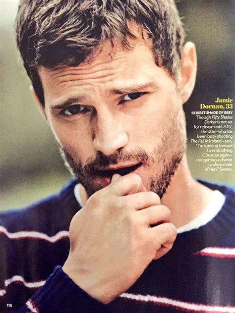 2015 hottest man jamie dornan life jamie in people magazine s quot sexiest man