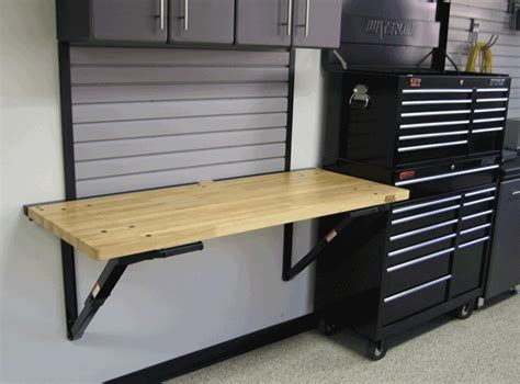 Garage Cabinets And Workbench Garage Workbench Plans Cabinets Table For Breakfast