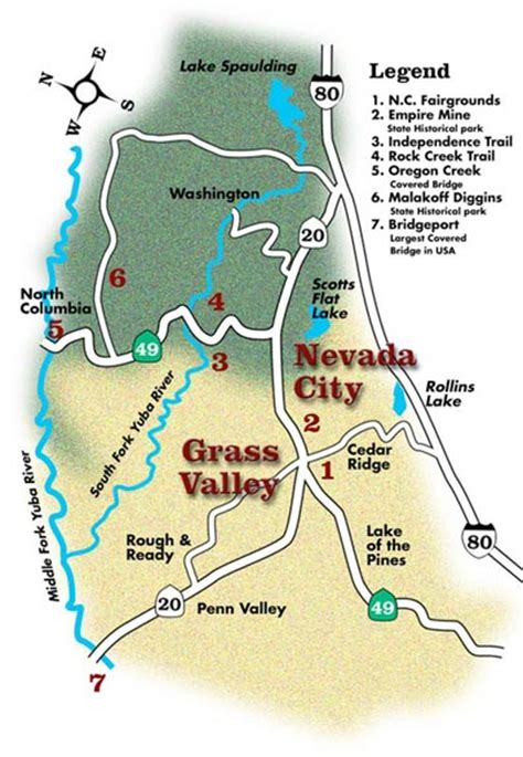 map of grass valley california grass valley ca map kelloggrealtyinc