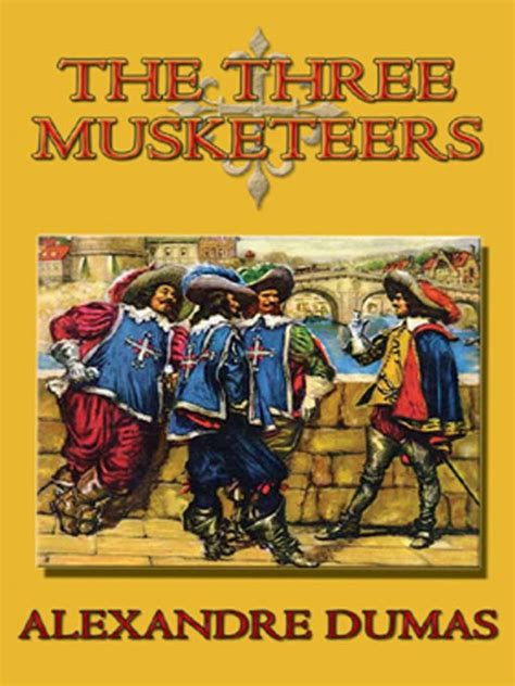3 of a books the three musketeers a spirited mind