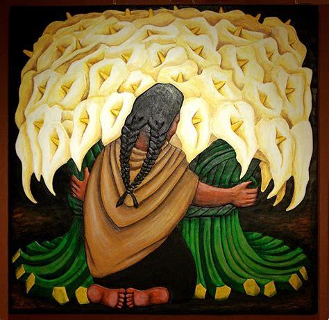 imagenes no realistas de diego rivera valkiria cuadros arte y escultura noviembre 2012