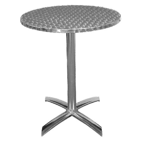 Stainless Steel Bistro Table Stainless Steel Flip Top Bistro Table Or Square Distributors