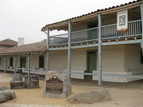 monterey house top 5 historic sites to see in monterey