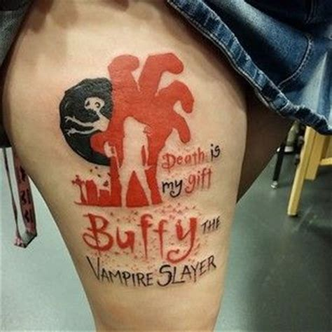 buffy the vire slayer tattoo community post 22 quot buffy the slayer quot tattoos all