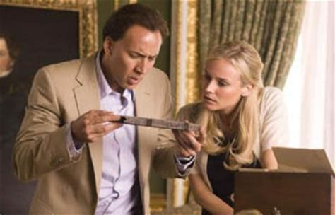 film nicolas cage helen mirren movie review national treasure book of secrets 2007