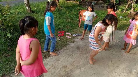 Mainan Anak Tali Skipping peemainan tradisional anak lompat tali karet 2