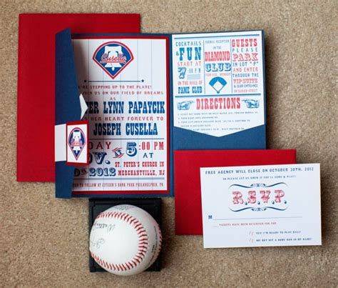 baseball wedding invitations catch a baseball wedding b lovely events