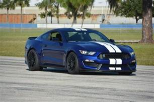 Ford Gt350 2016 Ford Shelby Gt350 Test Drive Review Autonation