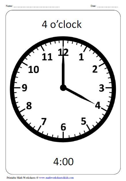 printable star clock free worksheets 187 time worksheets oclock free math