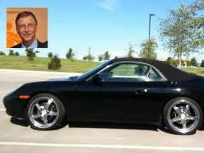 Bill Gates Porsche 911 5 Tech Moguls Sweet Rides