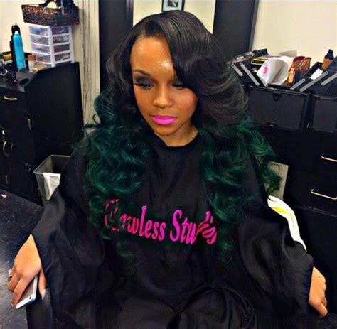 hollywood weave hairstyle 144 best badasssewins images on pinterest braids vixen