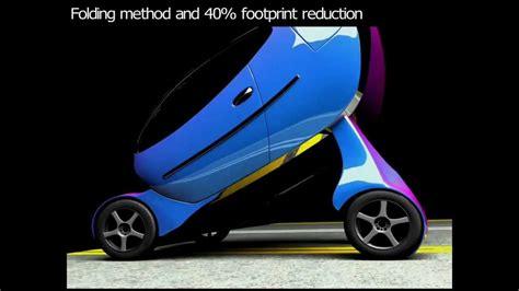 Auto Falten by Folding Car Concept