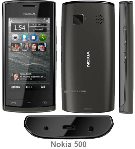 500 price mobile nokia 500 mobile phone specifications and price in india