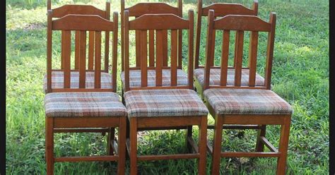 yeah she benches tree bench made from kitchen chairs hometalk