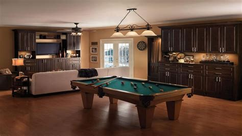 Small Pool Table Room Ideas For Tiny Houses