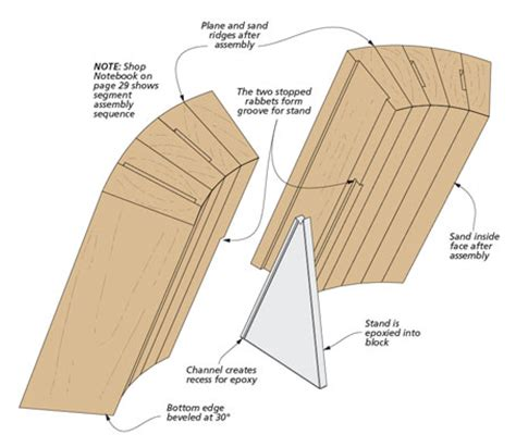 knife block woodworking plans custom knife block woodsmith plans